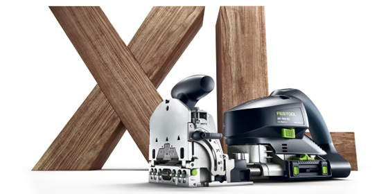 FRESADORA CAVILHAS FESTOOL DOMINO XL DF 700 EQ-PLUS