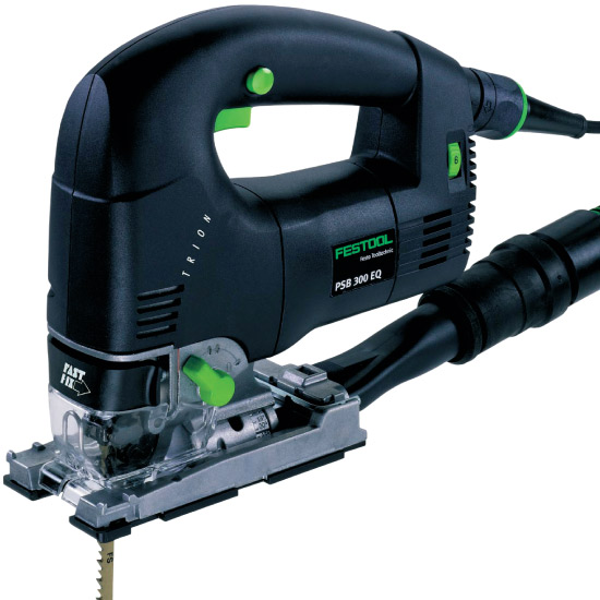 SERRA TICO TICO FESTOOL TRION 720 W PSB 300 EQ-PLUS